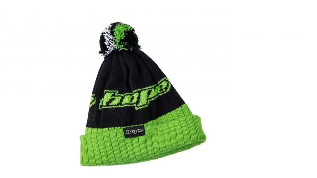 Hope wool bobble hat