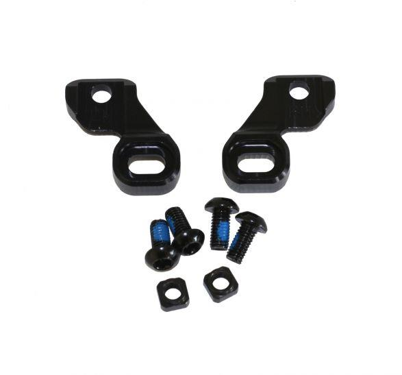Black New Hope Tech 3 Brake Shifter Clamp Mount For SRAM Shifters Right Hand